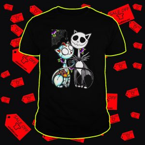 Cat Jack and Sally shirt