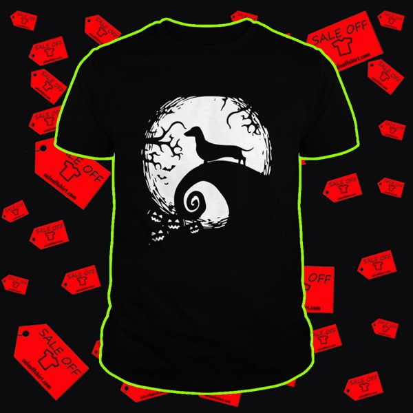 Dachshund The Nightmare Before Christmas shirt
