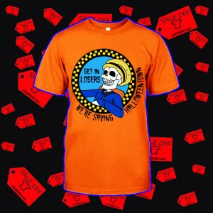 Get in losers we're saving halloweentown shirt