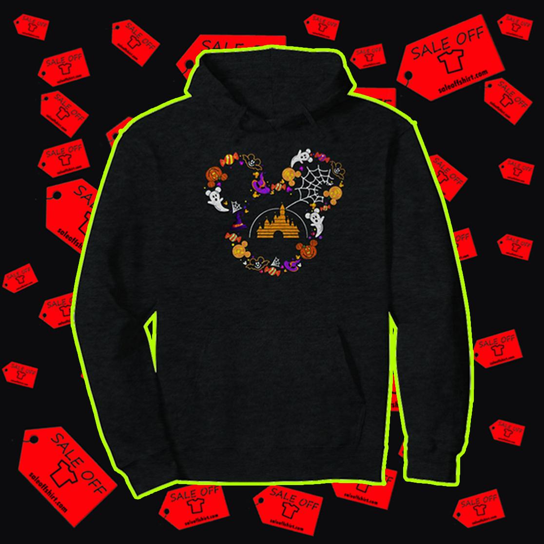Halloween Disney hoodie
