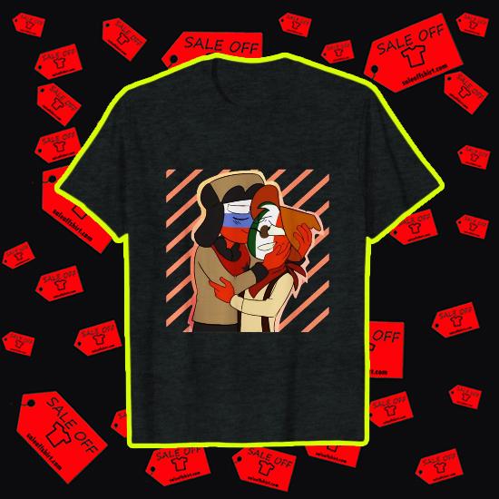 I support RusMex t-shirt