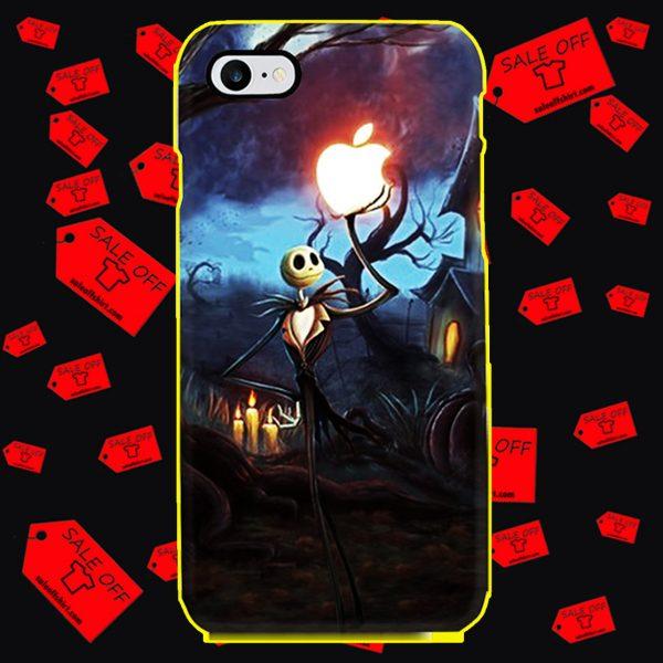 Jack Skellington Apple phone case