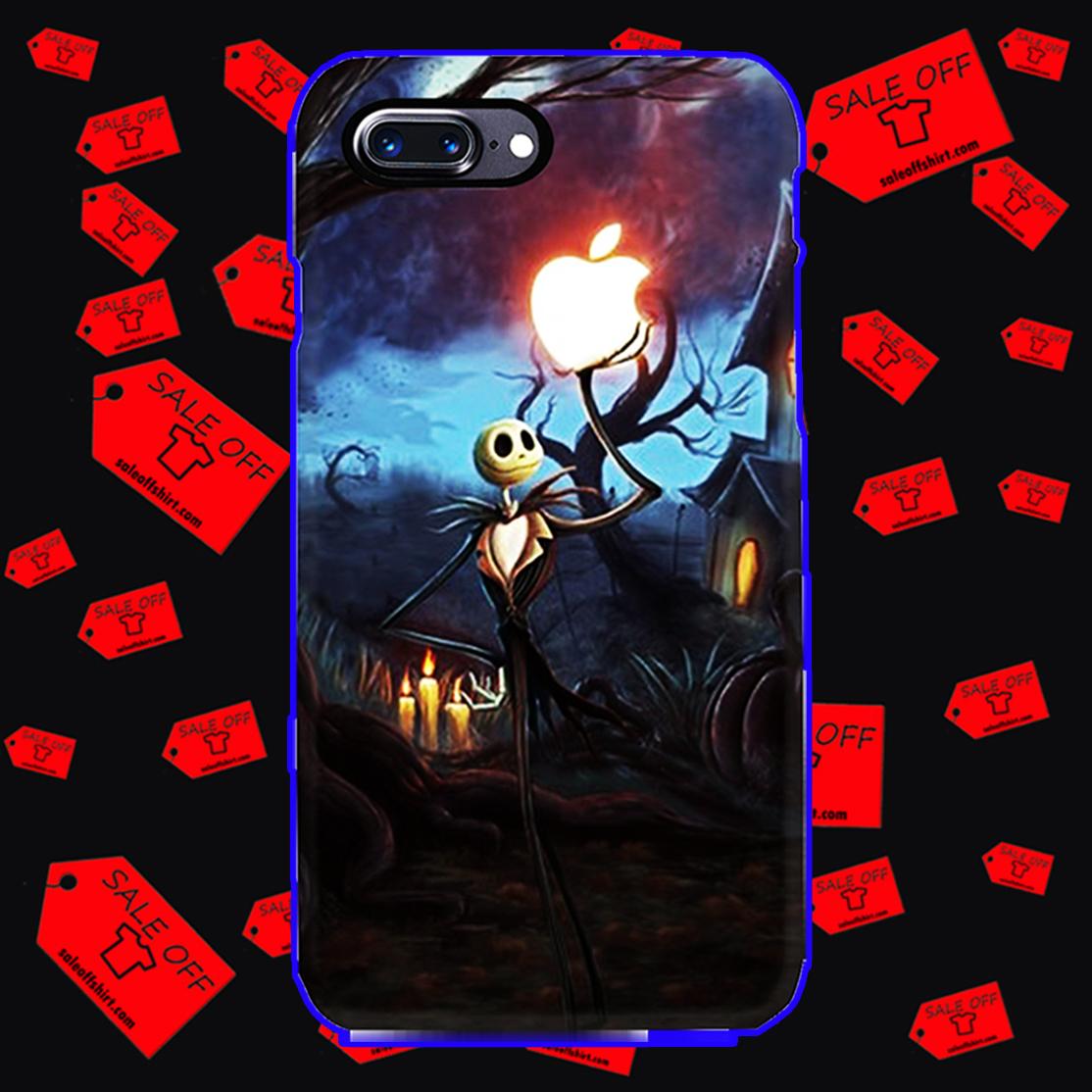 Jack Skellington Apple phone case - iphone 7 plus case