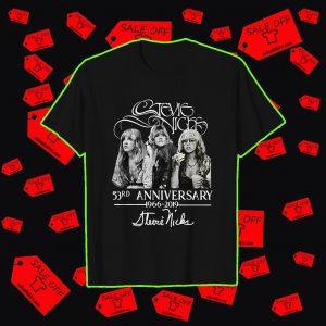 Stevie Nicks 53rd anniversary shirt