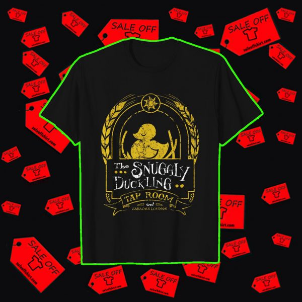 The Snuggly Duckling Tap Room shirt