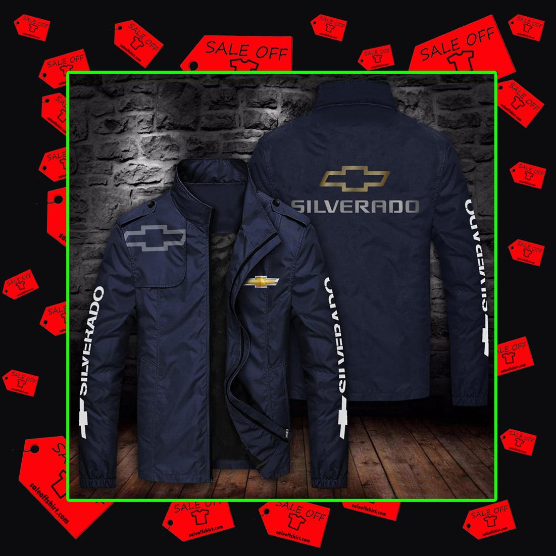 Chevrolet Silverado jacket 3d