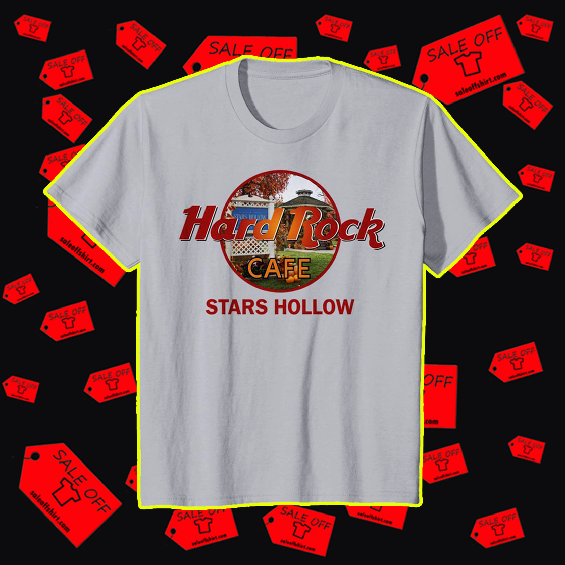 Hard rock cafe stars hollow youth tee