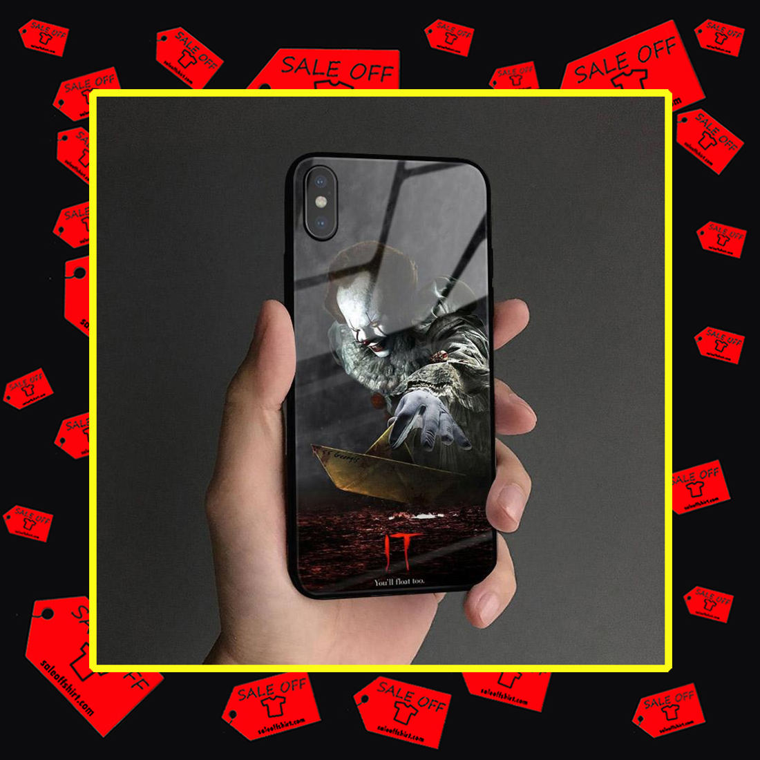 It Chapter Two Phone Case