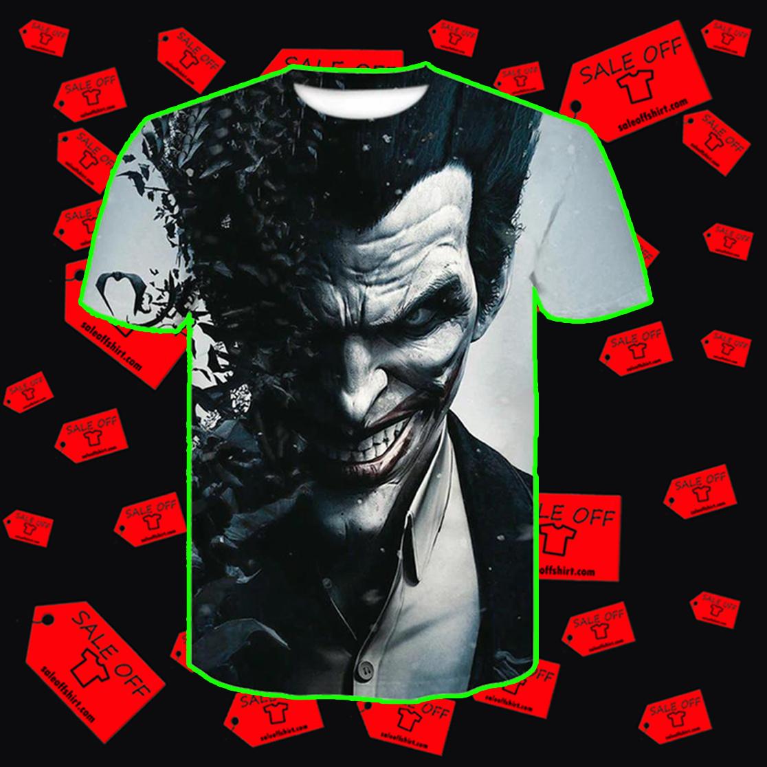 Joker T-Shirt 3D - style 2