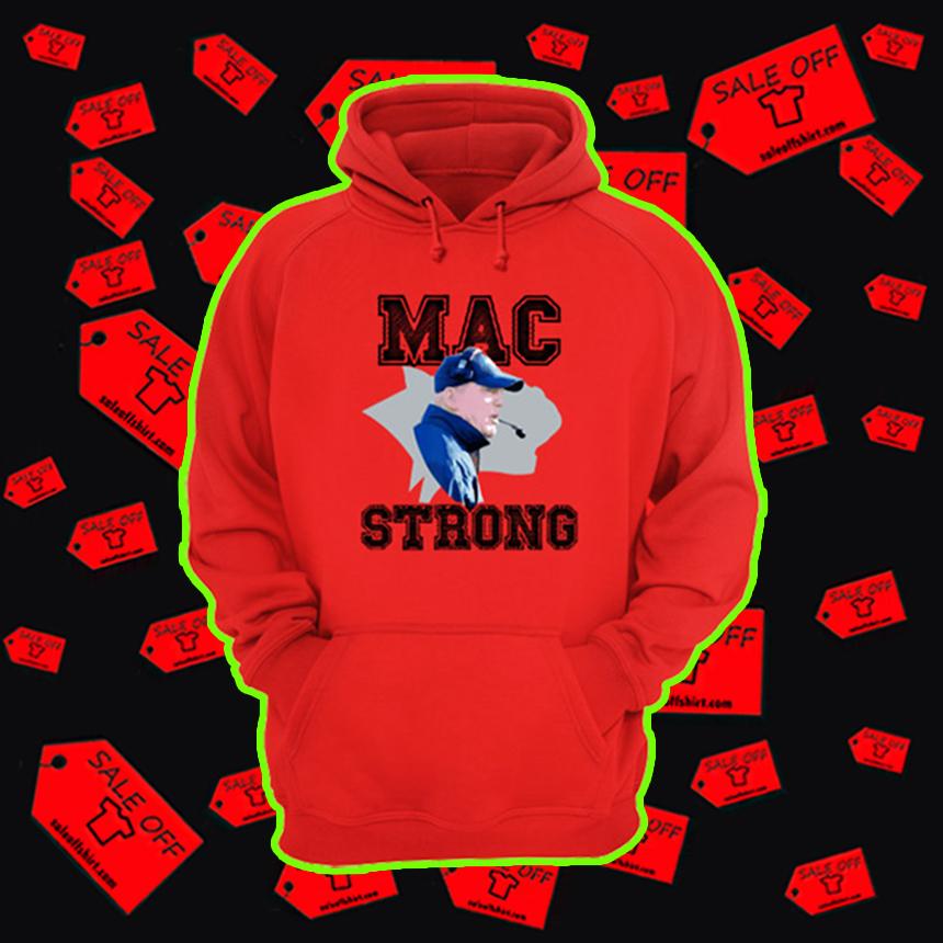 Mac Strong hoodie