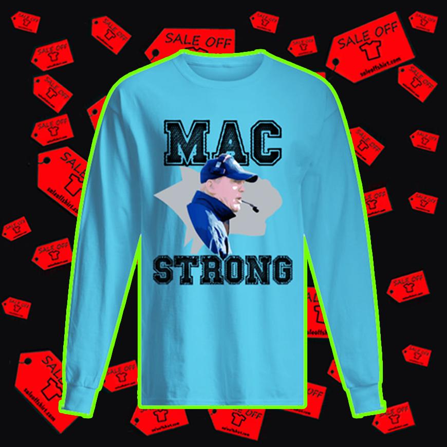 Mac Strong long sleeved t-shirt