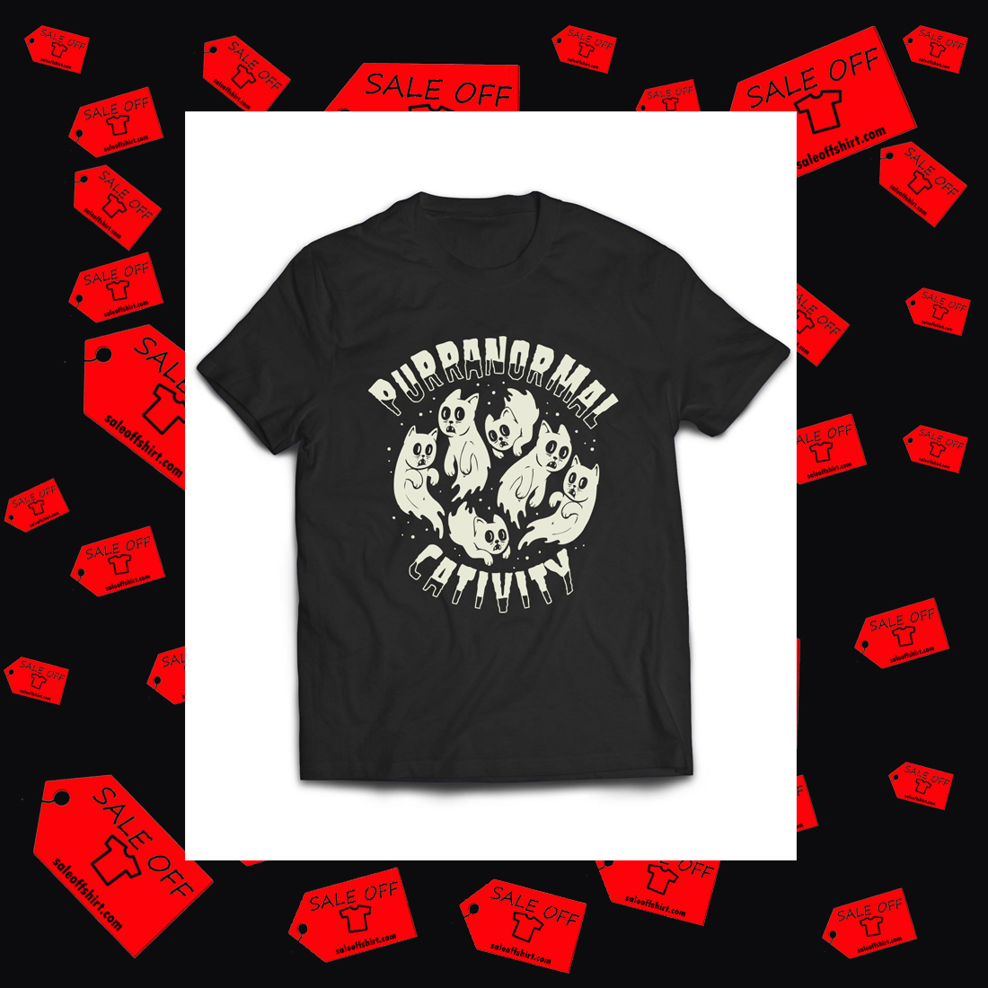 Purranormal cativity shirt