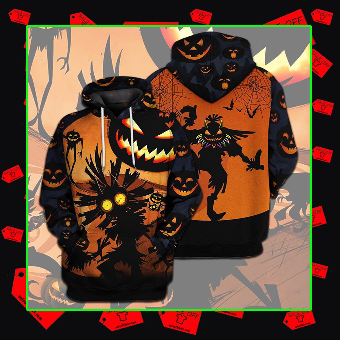 Skull Kid Halloween 3d hoodie