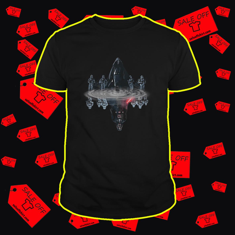 Darth Vader Star Wars Reflection shirt