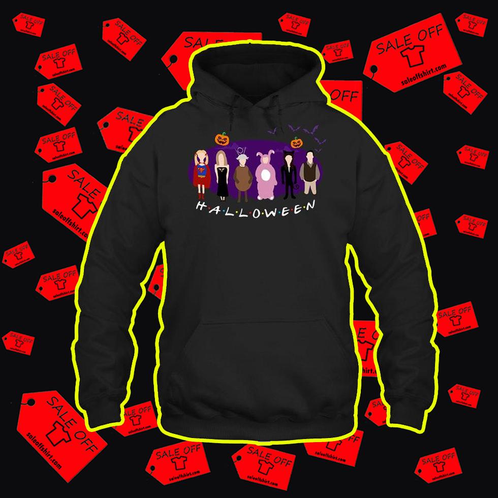 Halloween Friends TV Series hoodie