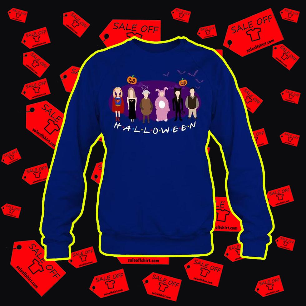Halloween Friends TV Series sweatshirt