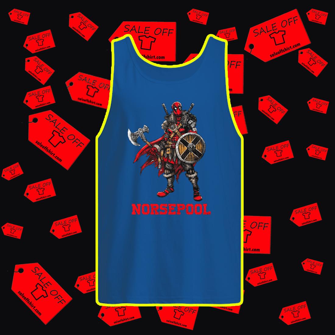 Viking Deadpool Norsepool tank top