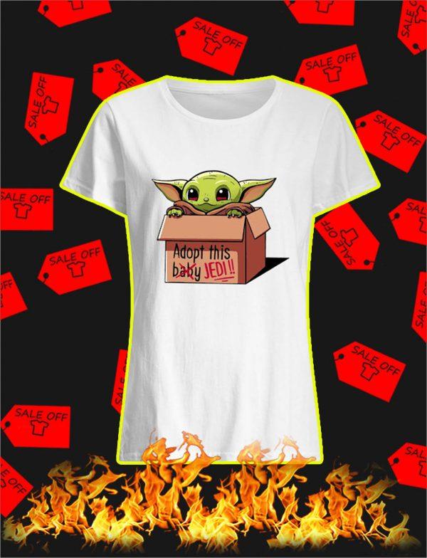Adopt This Jedi shirt