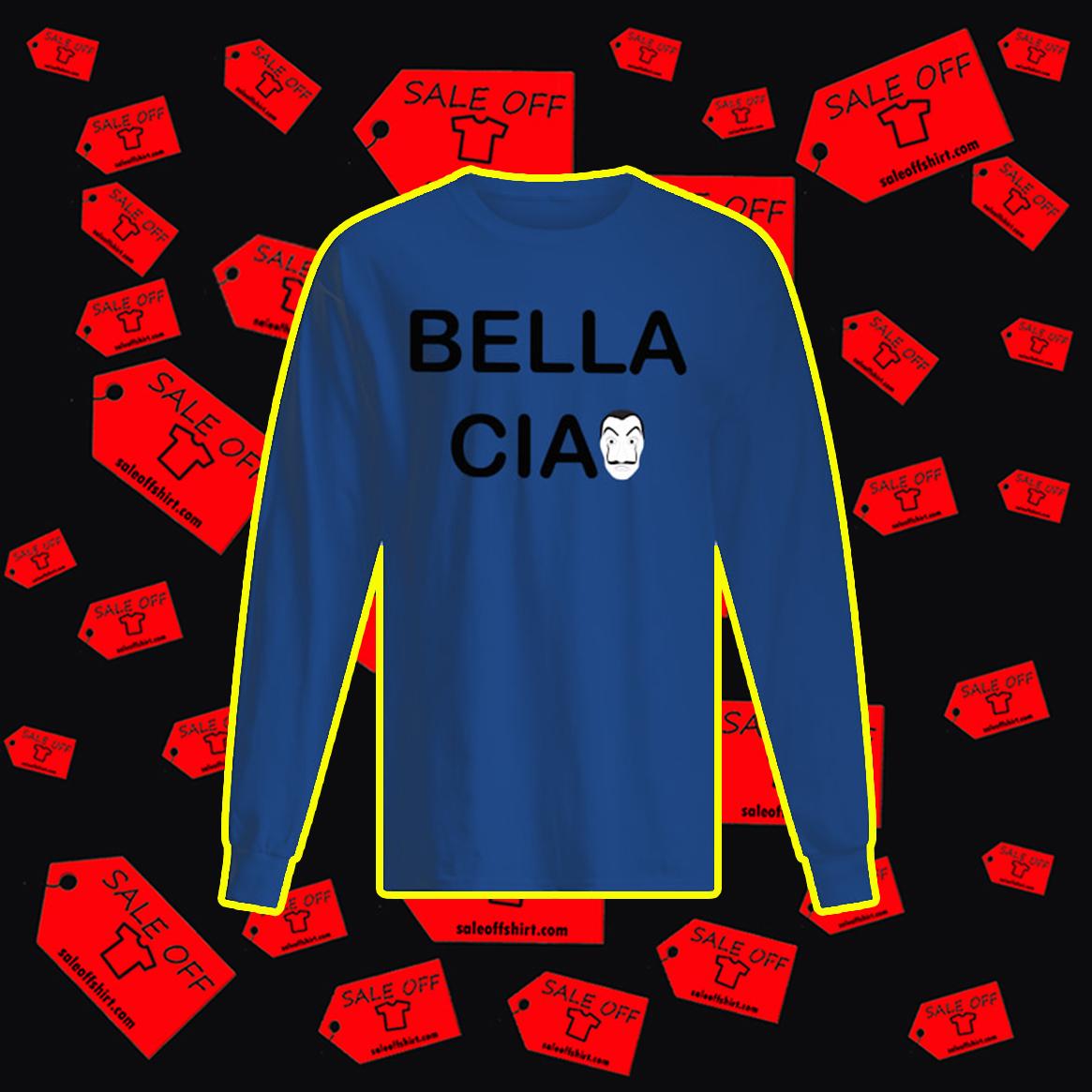 Bella Ciao longsleeve tee