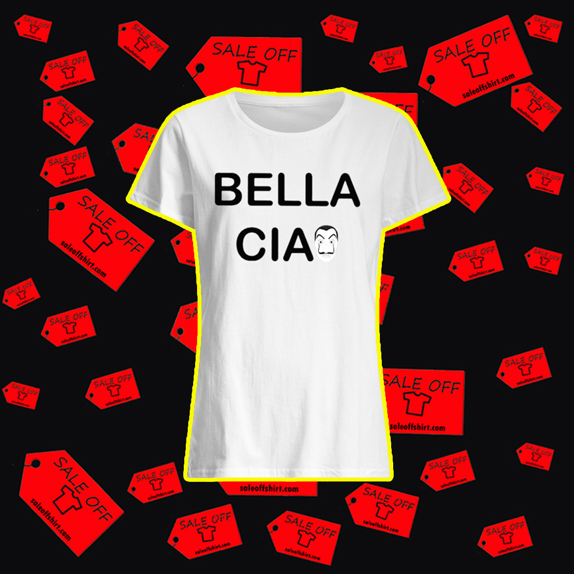 Bella Ciao shirt