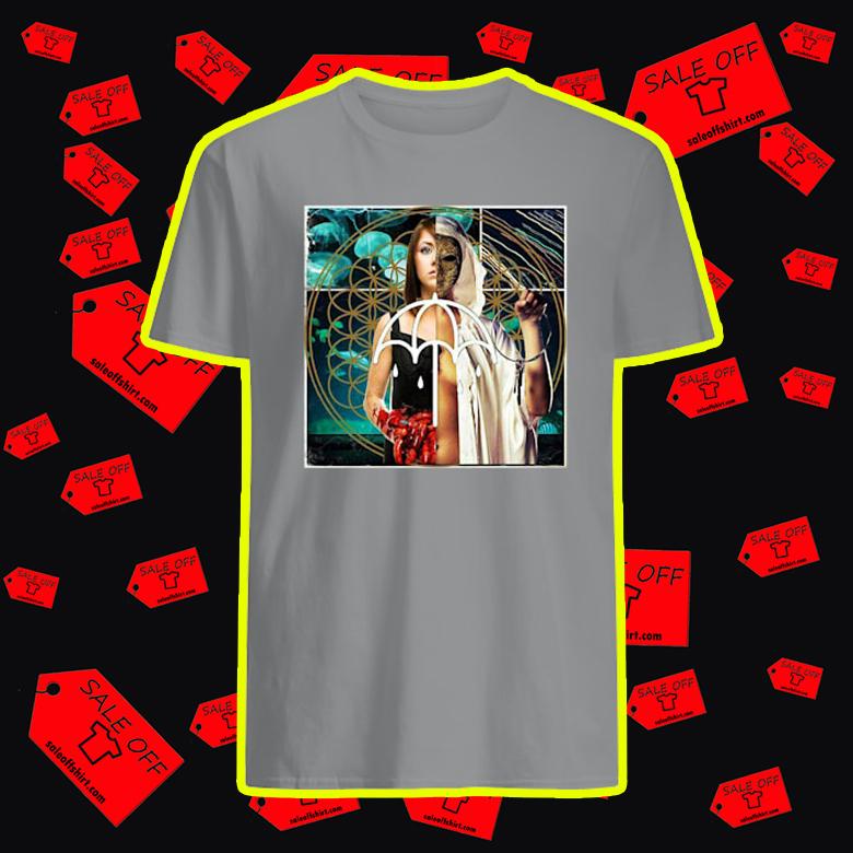 Bring Me the Horizon All Albums guy shirt