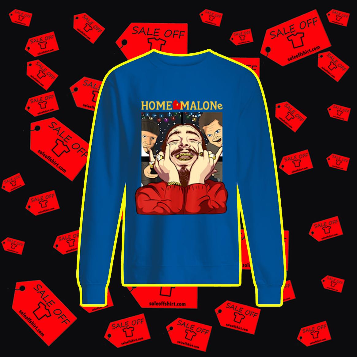 Home Alone Christmas sweatshirt