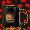Lion To My Dear Daughter In Law Mug
