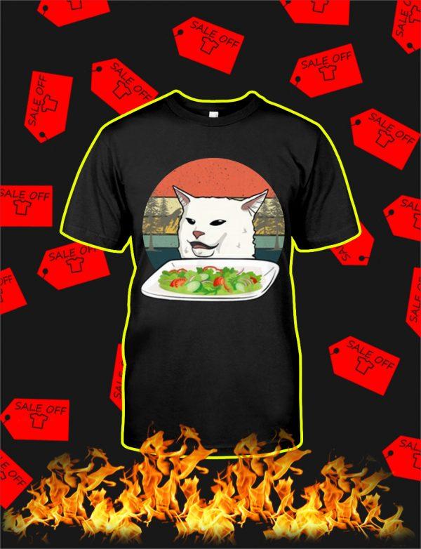 Smudge the Cat Meme Vintage shirt