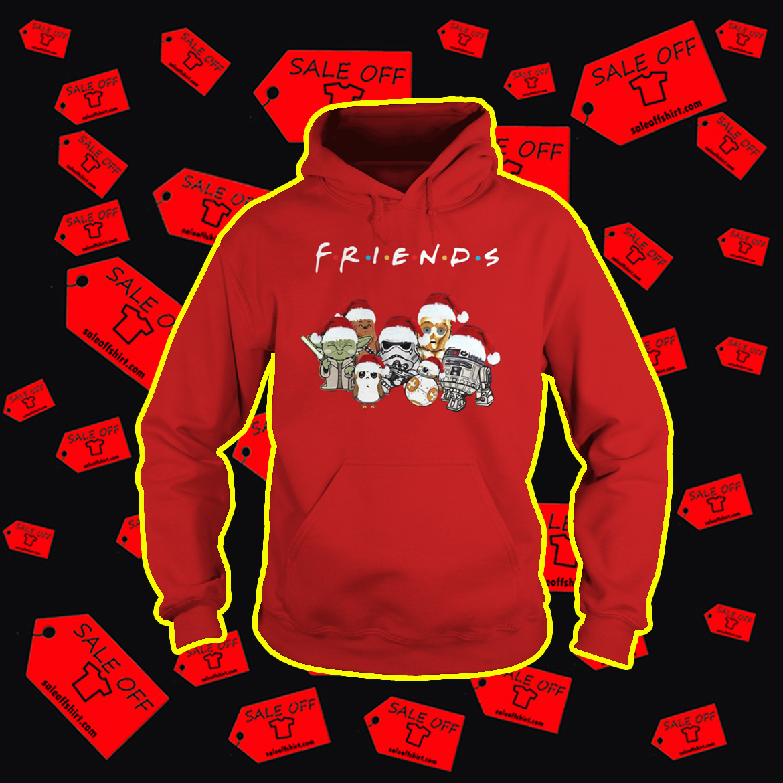 Star Wars Chibi Friends TV Show hoodie