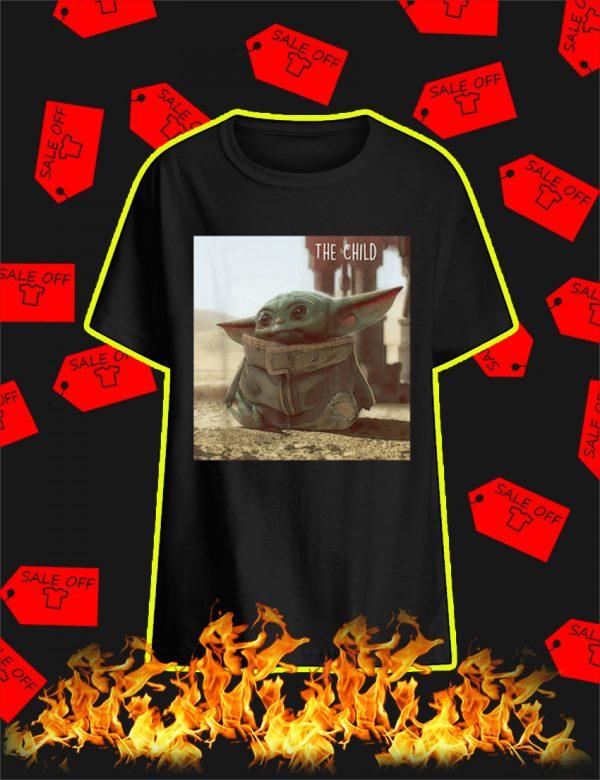 The Child Baby Yoda Star Wars Kid T-shirt