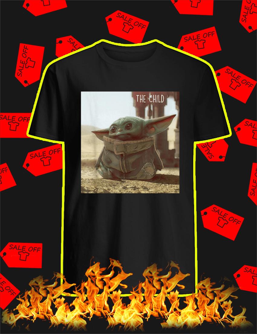 The Child Baby Yoda Star Wars Men's T-shirt