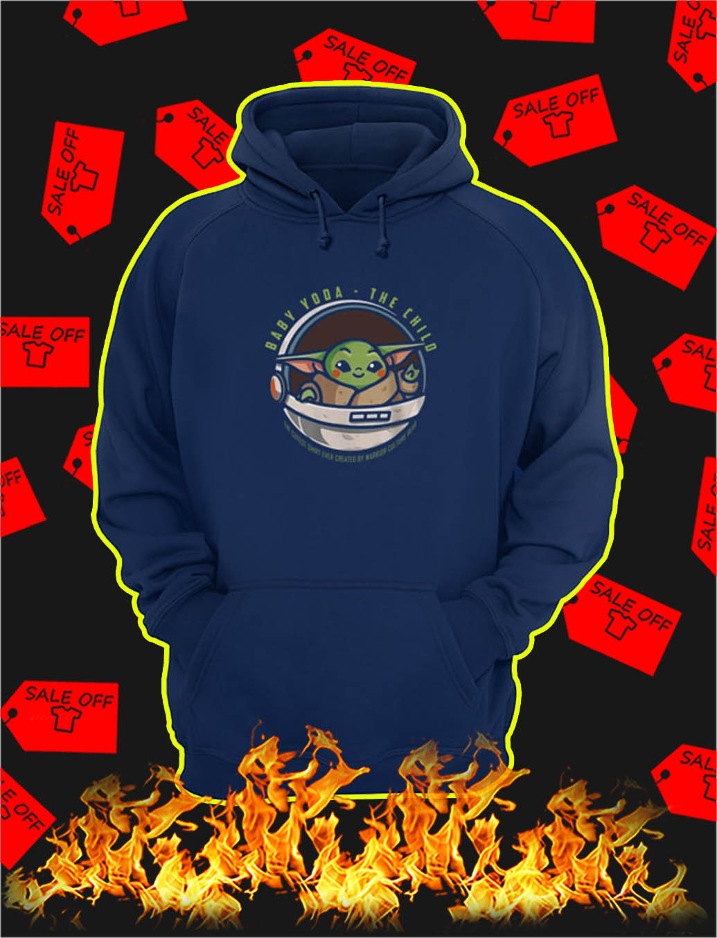 Baby Yoda The Child hoodie