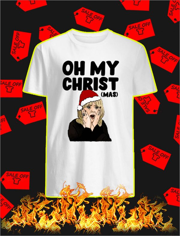 Oh My Christ Christmas shirt