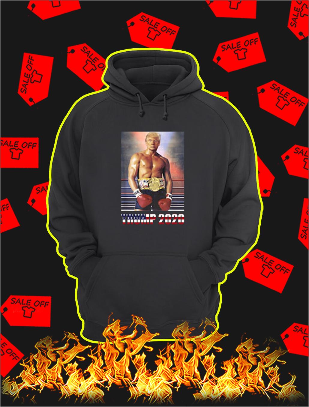 Rocky Trump 2020 hoodie
