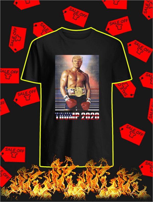 Rocky Trump 2020 shirt