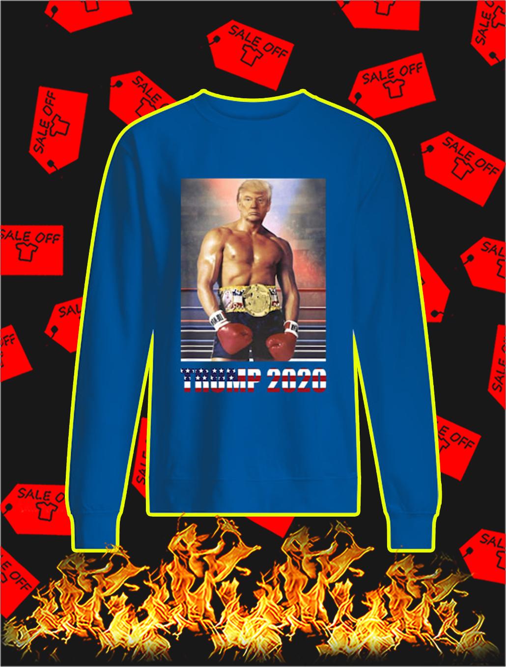 Rocky Trump 2020 sweatshirt