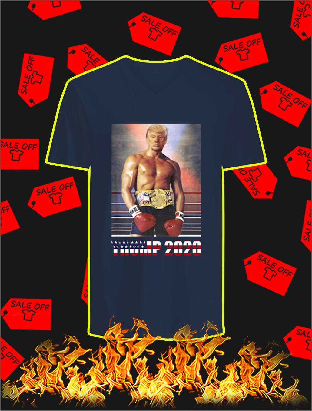 Rocky Trump 2020 v-neck