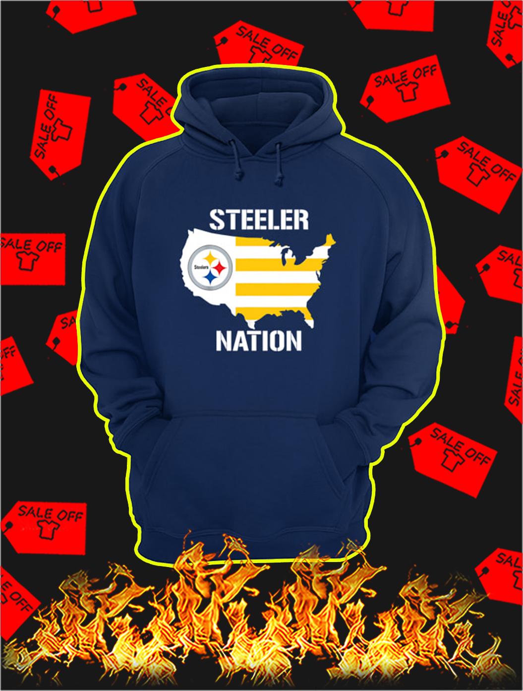 Steeler Nation hoodie