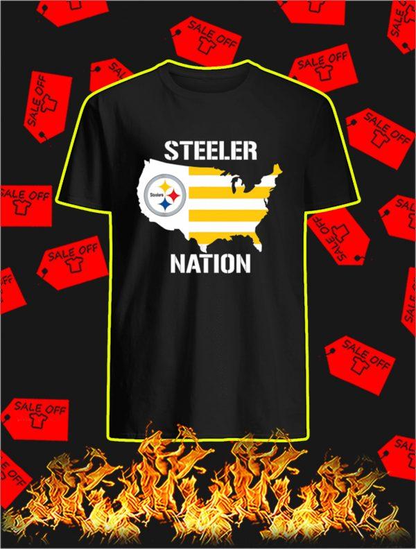 Steeler Nation shirt