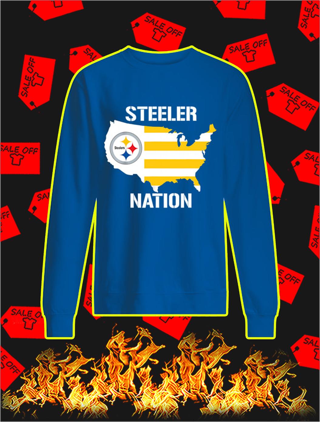 Steeler Nation sweatshirt
