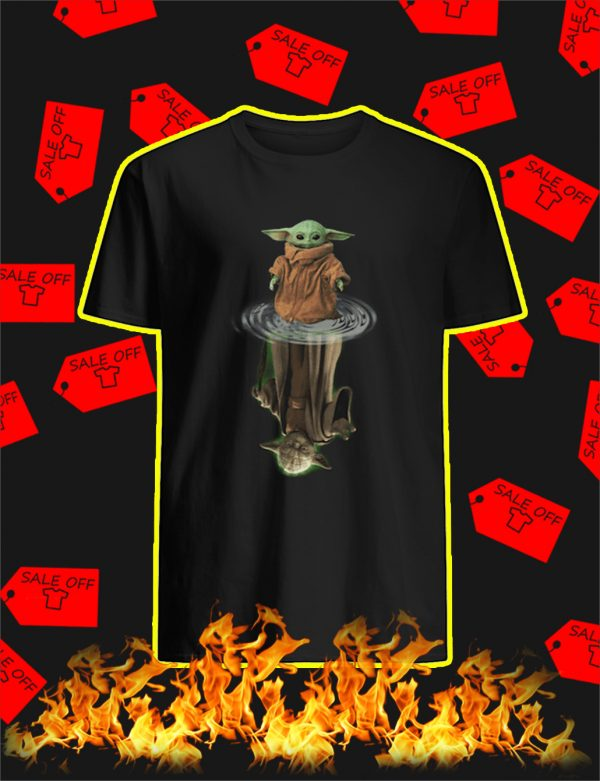 Yoda Reflection shirt