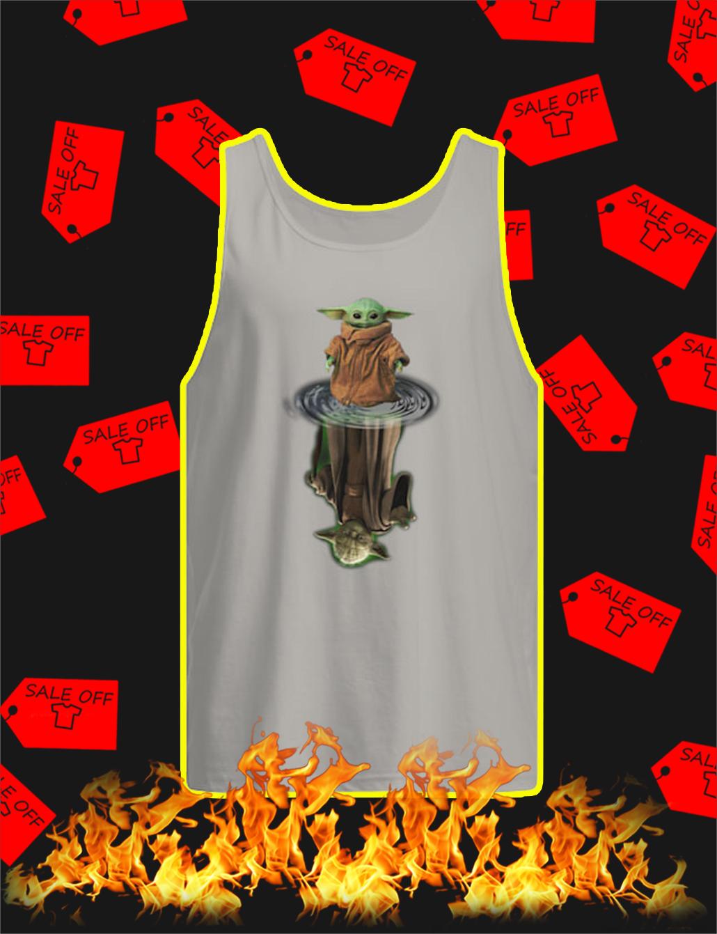 Yoda Reflection tank