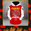 Chiefs 2020 AFC Conference Champions Full Printing Hoodie