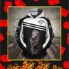 Groot Jack Daniels 3d hoodie