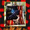 Welder American Flag BlanketWelder American Flag Blanket
