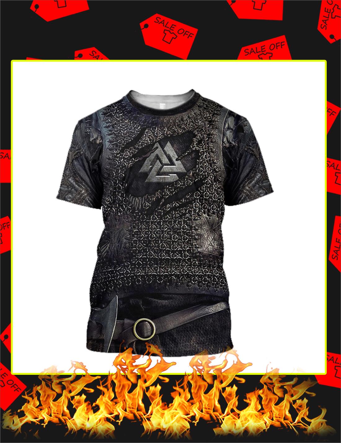 3D Printed Vikings Armor Shirt