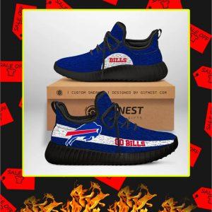 Buffalo Bills NFL Yeezy Sneaker