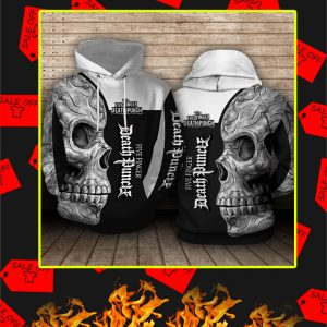 Five Finger Death Punch Skull 3D Hoodie