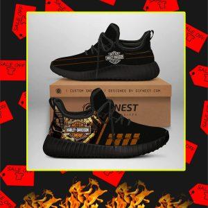 Harley-Davidson Yeezy Sneaker