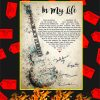 In My Life Poster